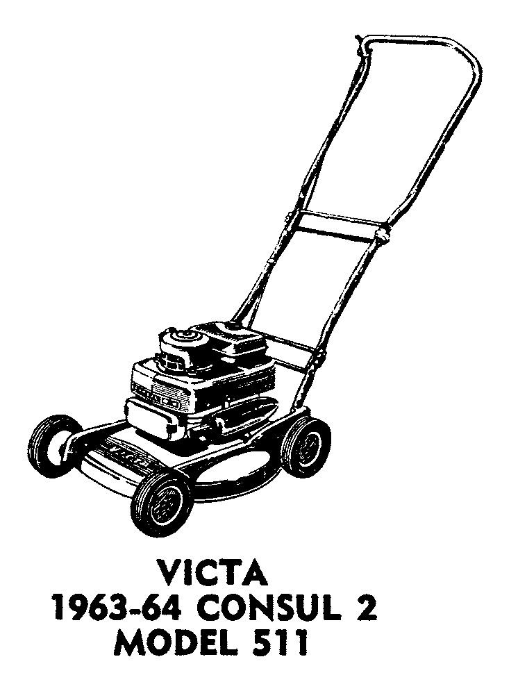 victa spare parts