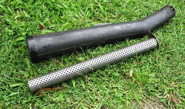 Diy Motorcycle Exhaust Pipes | 1stmotorxstyle org
